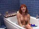 mia isabella show her cock